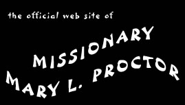 Missionary Mary L. Proctor web site